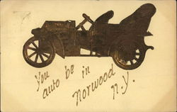 Old Roadster Type Car: You Auto be in Norwood, N.Y.