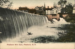 Pittsfield Mill Dam