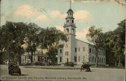 First Unitarian Church and Parsons Memorial Library