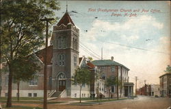 First Presbyterian Church and Post Office