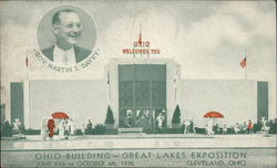 Great Lakes Exposition - Ohio Building, Cleveland OH 1936