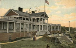Front View, Cape Cottage Casino