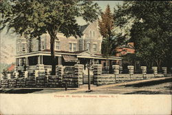 Thomas W. Bentley Residence