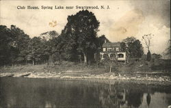 Club House, Spring Lake