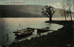A Cove on Greenwood Lake