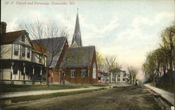 M. P. Church and Parsonage