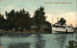 "Steamboat ""Virginia"""