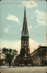 Grace Church and Butterfield House