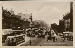 Princes Street from the West