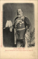 H. M. Edward VII, King of Great Britain and Ireland, Emperor of India