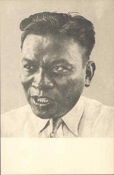 Ramon Magsaysay 1907-1957, President of the Philippine Republic