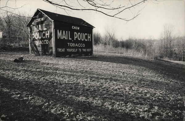 Mail Pouch Tobacco Pittsburgh Pennsylvania