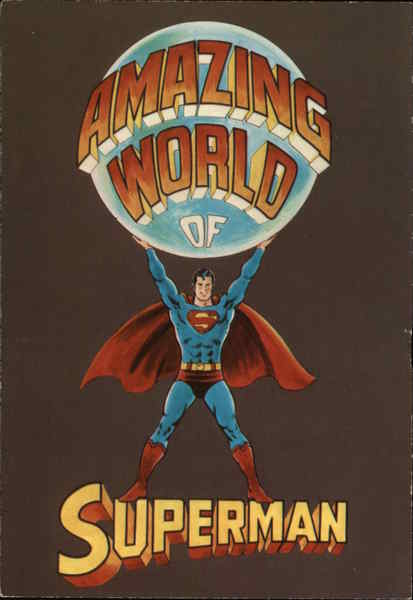 Amazing World of Superman Metropolis Illinois Cartoons