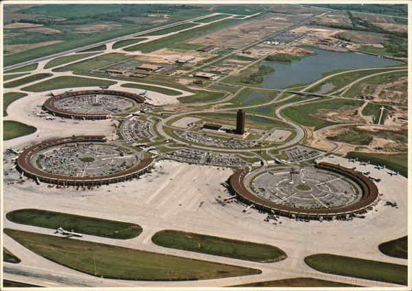 Kansas City International Airport Missouri Airports