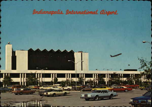Indianapolis International Airport Airports