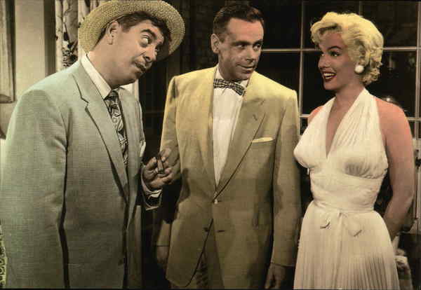 The Seven Year Itch Actors