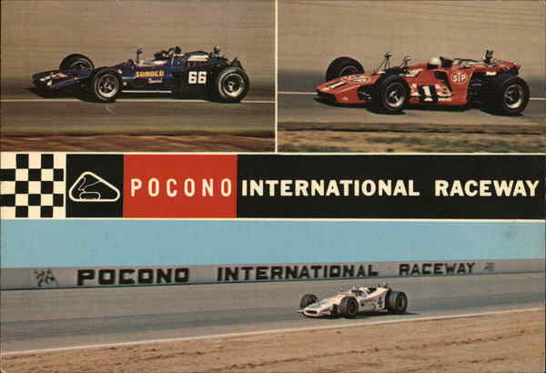 Pocono International Raceway, Indy of the East Long Pond Pennsylvania