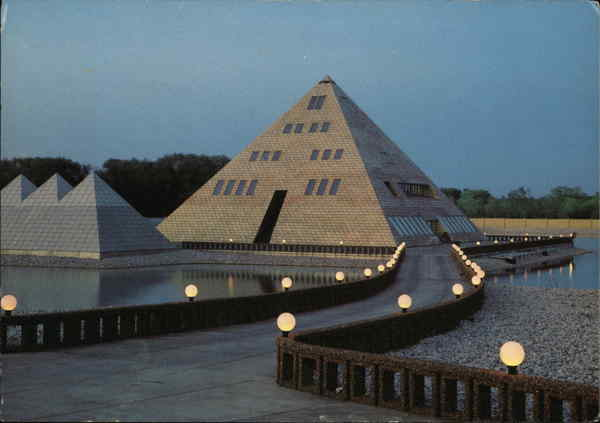 Pyramid House Wadsworth Illinois