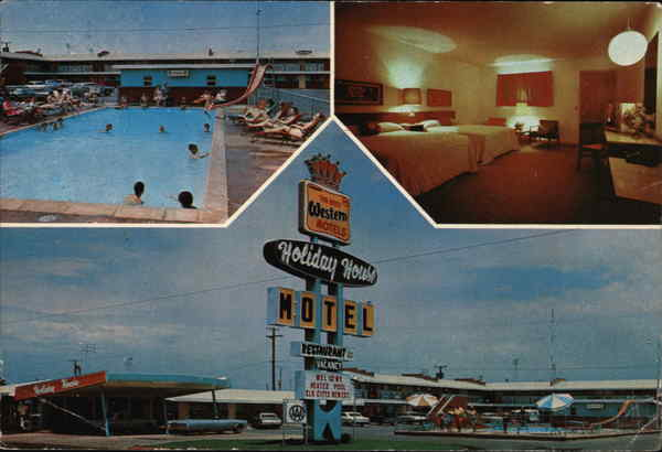 Holiday House Motel Elk City Oklahoma