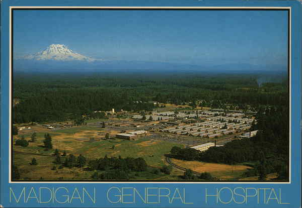 madigan hospital address