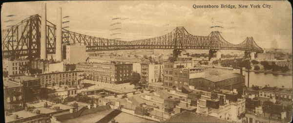 Queensboro Bridge New York City