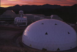 Bio2 Space Biospheres Ventures - A Dream in the Desert