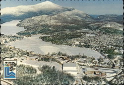 Lake Placid, N. Y., 1932 - The Olympic Village - 1980