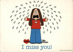 """I Miss You"" - Cathy by Cathy Guisewhite"