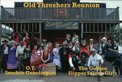 Old Threshers Reunion