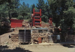 Eagle Mining Co. - Stamp Mill