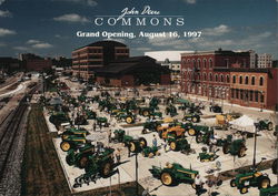 John Deere Commons - Grand Opening August 16, 1997