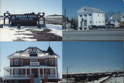 Town of Pincher Creek Heritage Buildings, Lebel Mansion Cultural Centre