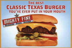 The Best ClassicTexas Burger You've Ever Put In Your Mouth-Mighty Fine
