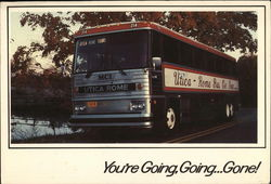 You're Going, Going...Gone - Utica-Rome Bus Company
