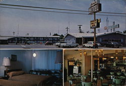 Bonanza Motel and Ponderosa Restaurant