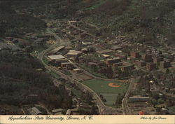 Appalachian State University - Aerial View