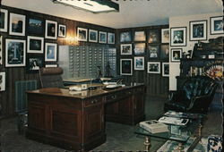 Johnny Cash's Office