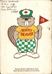 Busky Beaver Miniature Golf