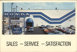 Rockford Honda Dealership