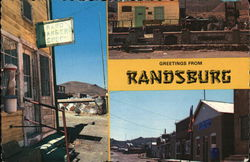 Greetings from Randsburg