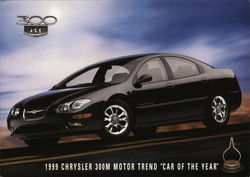"1999 Chrysler 300M Motor Trend ""Car of the Year"""