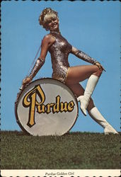 Purdue Golden Girl