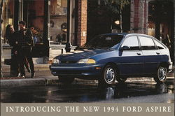 Ford 1994 Aspire
