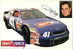 Rent-A-Wreck Busch Grand National Car #41