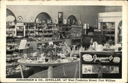 Jorgensen & Co., Jeweller - Store Interior