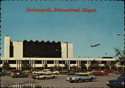 Indianapolis International Airport Postcard