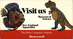 Museum of Science / New England Aquarium / Honeywell