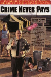 Maricopa County Sheriff's Office, Sheriff Joe Arpaio