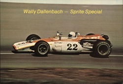 Wally Dallenbach - Sprite Special