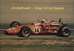 Jim McElreath - Greer & Foyt Special
